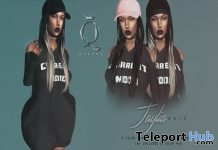 Taylia Hair Fatpack Group Gift by QUEENZ - Teleport Hub - teleporthub.com