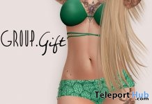 Many Panties Mint Leaf May 2018 Group Gift by Paper.Sparrow - Teleport Hub - teleporthub.com