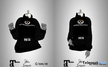 Overwatch Hoodie Unisex May 2018 Group Gift by Star Sugar - Teleport Hub - teleporthub.com