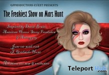 The Freakiest Show on Mars Hunt 2018 - Teleport Hub - teleporthub.com