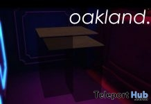 Glazz Side Table May 2018 Group Gift by Oakland - Teleport Hub - teleporthub.com