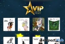 Animations, Clothes, Accessories and More Group Gifts by Star Sugar - Teleport Hub - teleporthub.com