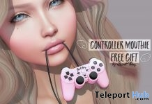 Game Controller Mouthies June 2018 Group Gift by Sweet Thing - Teleport Hub - teleporthub.com