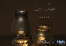 Old Lamps June 2018 Group Gift by Camdem - Teleport Hub - teleporthub.com