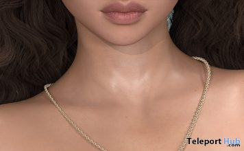 Coco Necklace Good Vibes Fair June 2018 Gift by Vanilla Bae - Teleport Hub - teleporthub.com