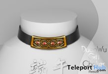 DuanWu Choker June 2018 Group Gift by VO.Z - Teleport Hub - teleporthub.com