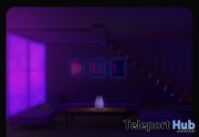 Purple Reign Backdrop June 2018 Group Gift by House of Shade - Teleport Hub - teleporthub.com
