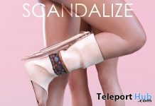 Scandal Sandals 2nd Anniversary Group Gift by Scandalize - Teleport Hub - teleporthub.com