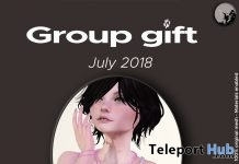 Seeds Of Metal Colored Metal Limited Edition June 2018 Group Gift by Petit Chat - Teleport Hub - teleporthub.com