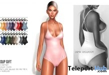 Basic Bodysuit Fatpack 1st Anniversay June 2018 Group Gift by OSMIA - Teleport Hub - teleporthub.com
