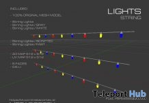 String Lights Gift by METACORTEX - Teleport Hub - teleporthub.com