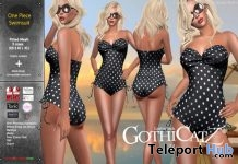 Nikki One Piece Swimsuit Limited Time Gift by GothiCatz - Teleport Hub - teleporthub.com