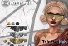 Makto Eyewear June 2018 Group Gift by [Since 1975] - Teleport Hub - teleporthub.com