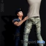 Body Search Pose July 2018 Group Gift by WRONG - Teleport Hub - teleporthub.com