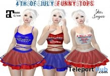 4th of July Funny Tops Limited Time Gift by Star Sugar - Teleport Hub - teleporthub.com