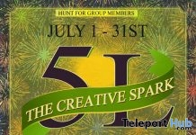 The Creative Spark 5L Summer Spark Hop Hunt - Teleport Hub - teleporthub.com