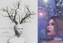 Fairy Tale Antlers Group Gift by LOVE - Teleport Hub - teleporthub.com