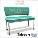 Toy Air Car Bench July 2018 Group Gift by D-LAB - Teleport Hub - teleporthub.com
