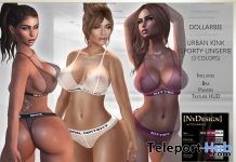 Urban Kink Sporty Lingerie 3 Colors 1L Promo Gift by NyDesign - Teleport Hub - teleporthub.com