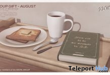 Breakfast Pack August 2018 Group Gift by 220ml - Teleport Hub - teleporthub.com