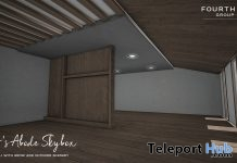 Winter's Abode Skybox August 2018 Group Gift by Fourth Wall - Teleport Hub - teleporthub.com