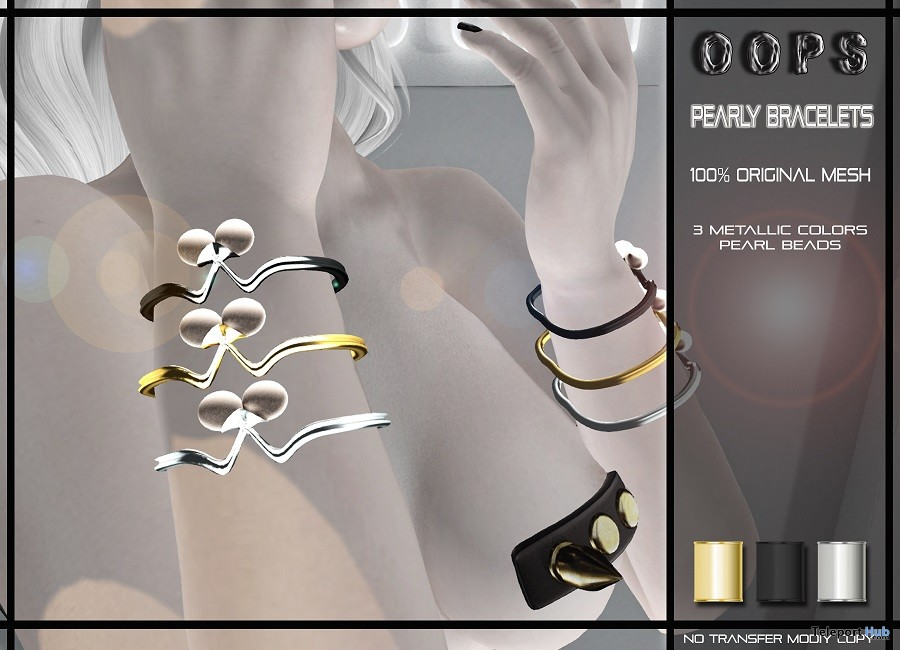 pearlybracelets - Pearly Bracelets September 2018 Group Present by OOPS
