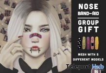 Nose Band-Aid Pack August 2018 Group Gift by DARK&WHITE - Teleport Hub - teleporthub.com