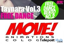 Taynara 33 Bento Dance Gift by MOVE! Animations Cologne - Teleport Hub - teleporthub.com