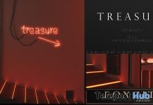 Treasure VIP Photo Booth September 2018 Group Gift by FOXCITY - Teleport Hub - teleporthub.com
