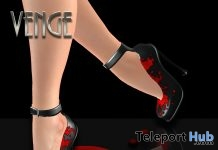 Woopsy In Murder Heels September 2018 Group Gift by VENGE - Teleport Hub - teleporthub.com