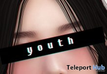 Youth Lipcolor Catwa Heads Applier September 2018 Group Gift by MUDSKIN - Teleport Hub - teleporthub.com