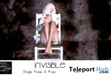 Invisible Pose September 2018 Gift by Something New - Teleport Hub - teleporthub.com