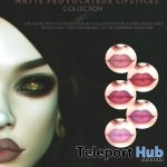 Matte Provocateur Lipsticks Collection September 2018 Group Gift by VERA - Teleport Hub - teleporthub.com