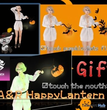 Happy Lantern Gift by A&R Haven - Teleport Hub - teleporthub.com