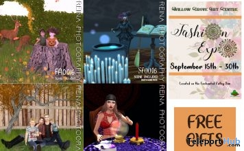 An Assortment of Poses With Scenes Gifts by Reina Photography @ Willow Grove Art Centre September 2018 - Teleport Hub - teleporthub.com