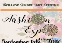Fashion Expo September 2018 @ Willow Grove Art Center - Teleport Hub - teleporthub.com