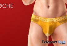 Cum Drips Layer Addon For Underwear October 2018 Group Gift by NOCHE - Teleport Hub - teleporthub.com