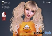 Candy Corn Dress October 2018 Group Gift by Envious - Teleport Hub - teleporthub.com