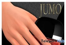 Pointy Nail Halloween Applier HUD October 2018 Group Gift by JUMO - Teleport Hub - teleporthub.com