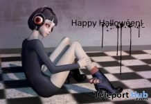 Headphones & Boots Halloween 2018 Group Gift by HARO - Teleport Hub - teleporthub.com