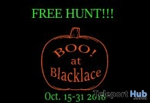 Boo! at Blacklace Hunt 2018 - Teleport Hub - teleporthub.com