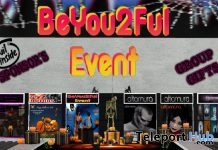 Several Group Gifts At BeYou2Ful Event October 2018 by Various Designers - Teleport Hub - teleporthub.com
