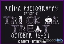 Reina Photography Trick Or Treat Event 2018 - Teleport Hub - teleporthub.com