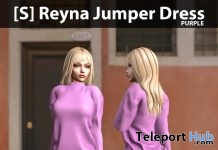 New Release: [S] Reyna Jumper Dress by [satus Inc] - Teleport Hub - teleporthub.com