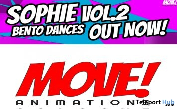 New Release: Sophie Vol 2 Bento Dance Pack by MOVE! Animations Cologne - Teleport Hub - teleporthub.com