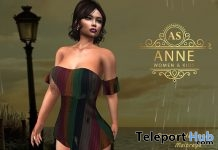 Halloween Romper 1L Promo by Anne Store - Teleport Hub - teleporthub.com