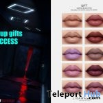 Catwa & Lelutka Lipstick Collection & No Way Out Backdrop ACCESS Event November 2018 Group Gift by Lisa Walker x VARONIS - Teleport Hub - teleporthub.com