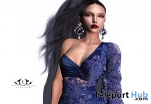 New Releases: Amanda Dress by LIZIAAH @ Sense Event November 2018 - Teleport Hub - teleporthub.com