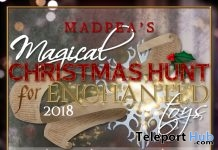 MadPea's Magical Christmas Hunt For Enchanted Toys - Teleport Hub - teleporthub.com
