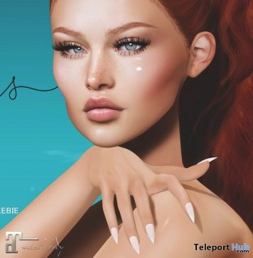 French Nail Applier For Maitreya Body 5L Promo by Holloway Store - Teleport Hub - teleporthub.com